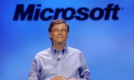 Bill Gates – Milliarder Yang Tidak Lulus Kuliah