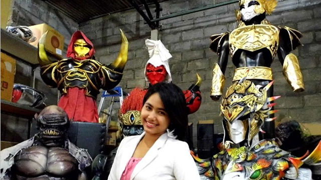 Nidia Noviana – Mengembalikan Kejayaan Superhero Indonesia lewat Jtoku Indonesia