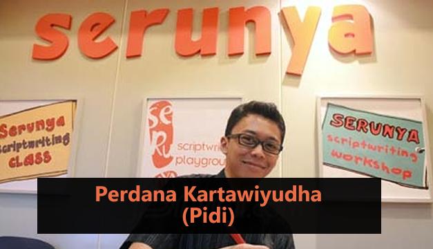 Perdana Kartawiyudha – Penghasil Penulis-Penulis Skenario Andal