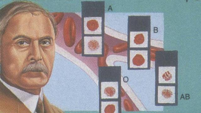 Karl Landsteiner – Pencetus Golongan Darah
