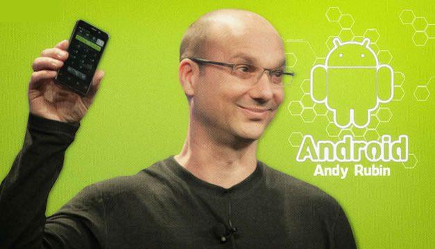 Andy Rubin – Penemu Sistem Operasi Android