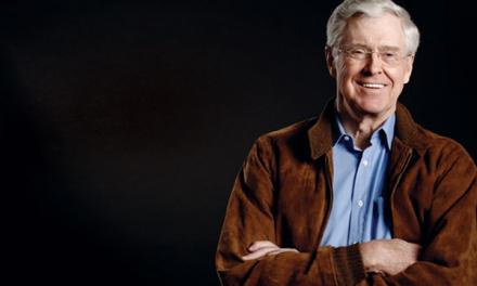 Charles Koch – Memegang Sepuluh Nilai Market Based Management