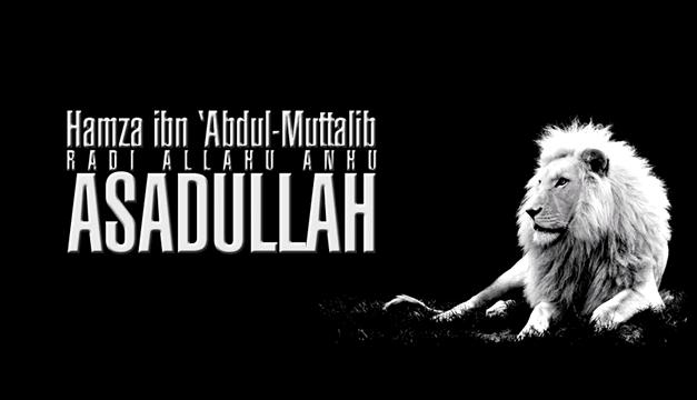 Hamzah bin Abdul Muthalib ra. – Singa Allah