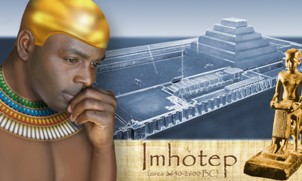 Imhotep – Dokter Pertama Dalam Sejarah