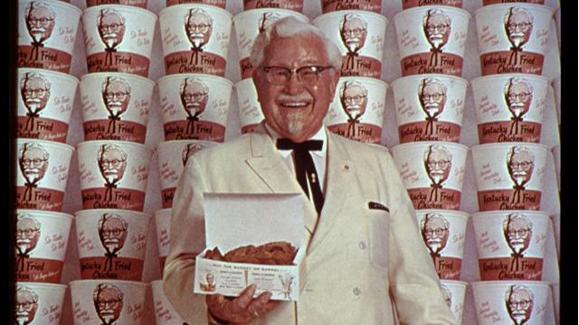 Kolonel Harland Sanders – Bapaknya Jagonya Ayam (Pendiri KFC)