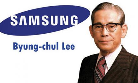 Lee Byung Chull – Pendiri Samsung