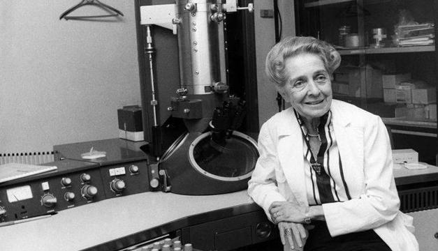 Rita Levi Montalcini – Peraih Nobel Bidang Fisiologis