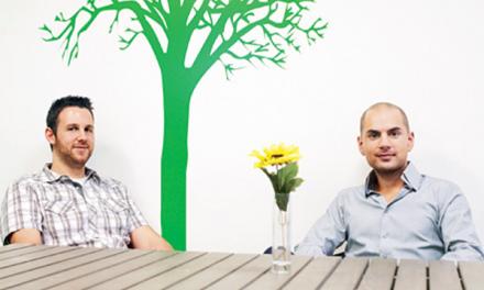 Siamak Taghaddos dan David Hauser – Entrepreneurs Serving Entrepreneur