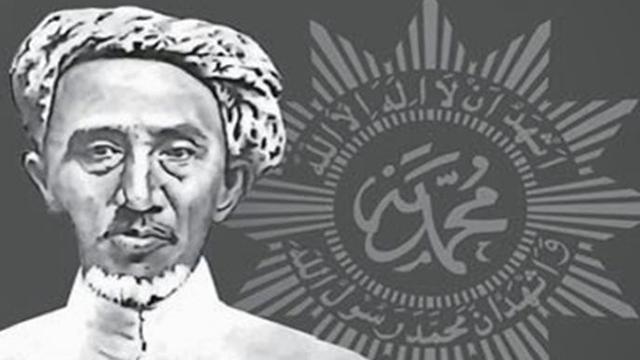 Ahmad Dahlan – Bapak Muhammadiyah