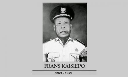 Frans Kaisiepo – Pejuang dan Pencetus Nama 'Irian'