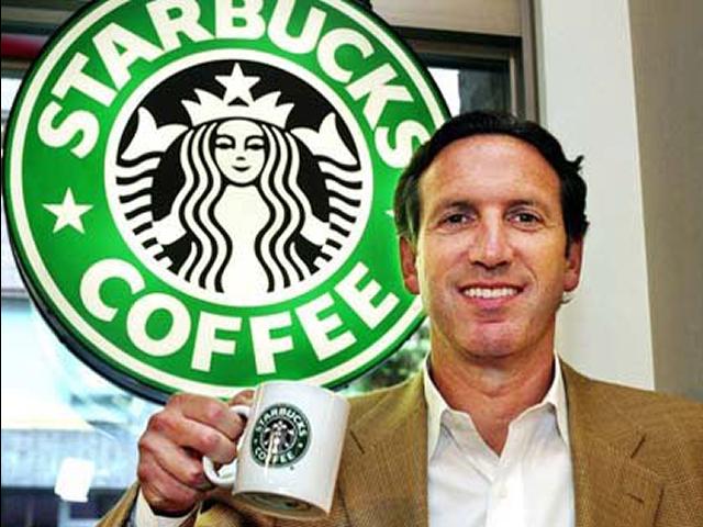 Howard Schultz – Sebelum Populer, Starbucks ditolak lebih dari 217 kali