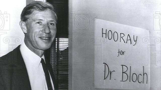 Konrad Bloch – Biokimiawan Peraih Nobel Bidang Kedokteran