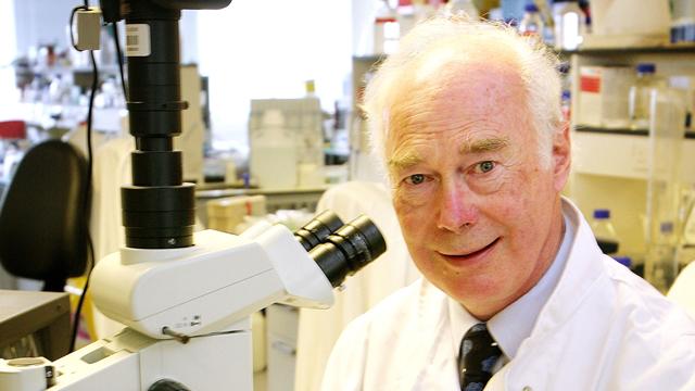 Martin Evans – Genetikawan Pengkultur Sel