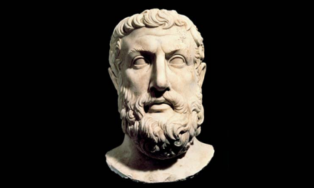 Parmenides – Filsuf Penemu Metafisika
