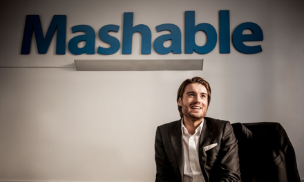 Pete Cashmore – Pembangun Situs Mashable