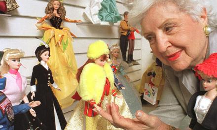 Ruth Handler – Ibunya Barbie dan G.I. Joe