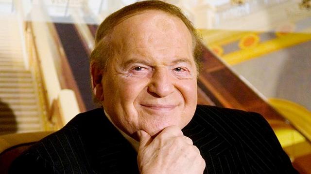 Sheldon Adelson – Belajar Bisnis Dengan Meminjam Uang