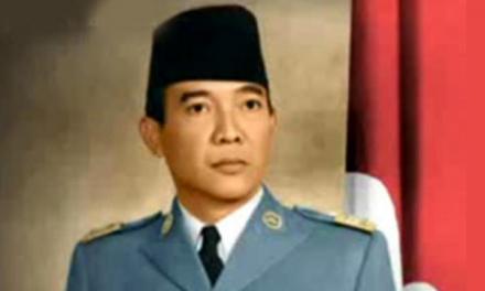 Soekarno – Presiden Pertama Republik Indonesia
