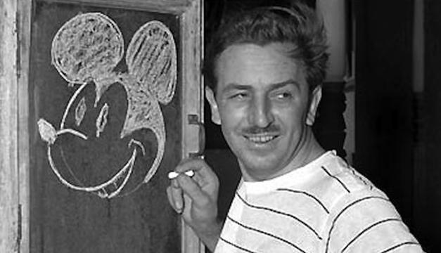 Walt Disney – Mengumpulkan Modal dengan Bekerja pada Orang Lain