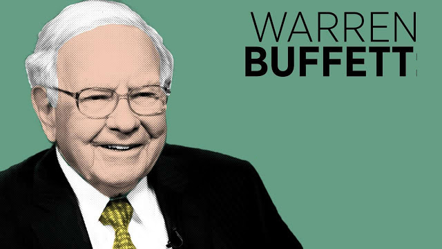 Warren Buffett – Tak Takut Memberi Banyak
