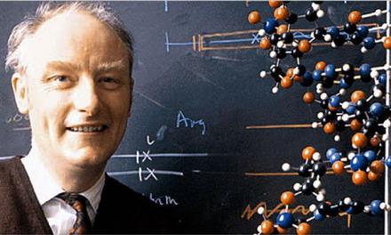 Francis Crick – Penemu Substansi Bentuk DNA