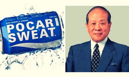 Akihiko Otsuka – Pocari Sweat Ditolak Tetapi Dikonsumsi di 16 Negara