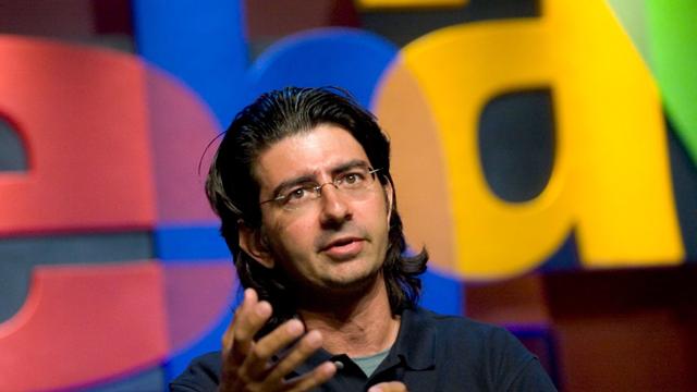 Pierre Omidyar – Pendiri Situs Pelelangan Online Terbesar di Dunia, e-Bay