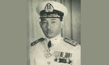 RE Martadinata – Tokoh Angkatan Laut Republik Indonesia