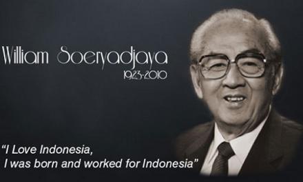 William Soeryadjaya – Konglomerat Yang Pernah Tinggal Kelas 2 Kali