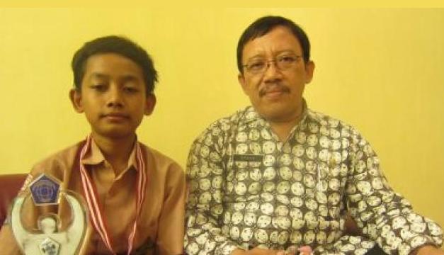 Akbar Nur Sultan – Juara International Robot Olympiad