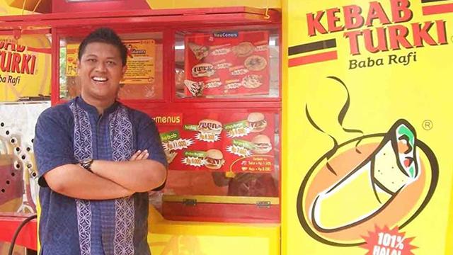 Hendy Sutiono – Raja Kebab, Baba Rafi