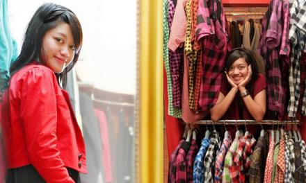 Theresia Alit Widyasari – Bisnis Distro dengan Modal Pemasaran Kreatif