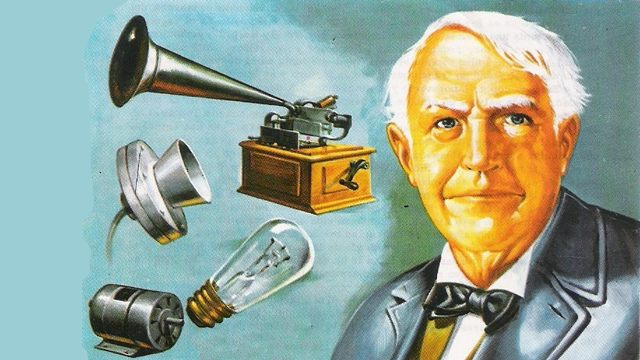 Thomas Alva Edison – Penjual Permen Yang Jadi Konglomerat Berkat Penemuan Lampu