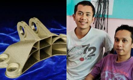 Arfi'an Fuadi dan M. Arie Kurniawan – Lulusan SMK yang Ungguli Insinyur Oxford dan Doktor Swedia dalam Desain Jet Engine Bracket