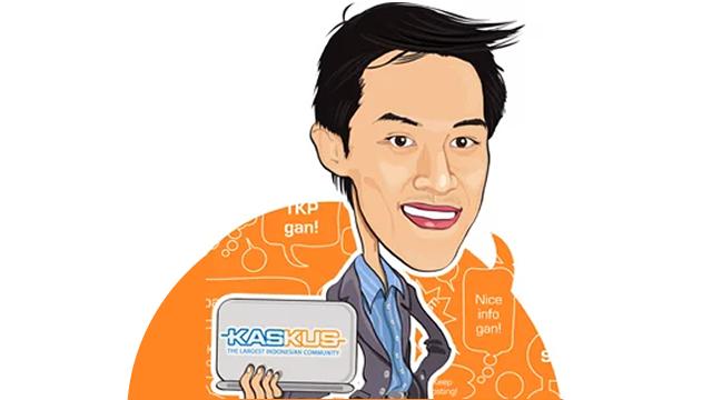 Andrew Darwis – Pendiri Kaskus, Komunitas Online Terbesar di Indonesia