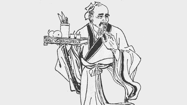 Hua Tuo – Melakukan Pembedahan Dengan Pembiusan Menggunakan Teh