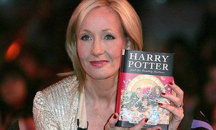 JK Rowling – Kreator Harry Potter