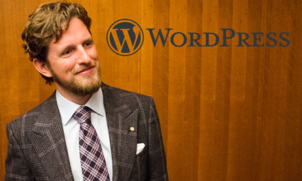 Matt Mullenweg – Arsitek WordPress