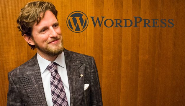 Matt Mullenweg – Arsitek WordPress