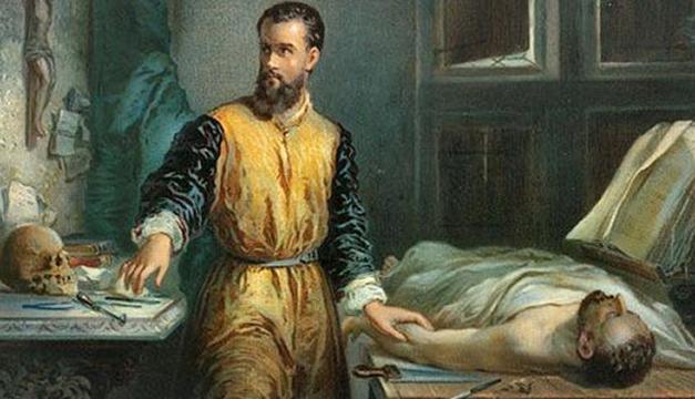 Andreas Vesalius – Bapak Anatomi Manusia Modern
