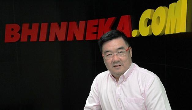 Hendrik Tio – Mempelopori Toko Online di Indonesia dengan Bhinneka.com