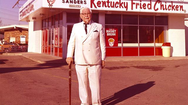 Kolonel Harland Sanders – Pernah Ditolak 1007 Kali