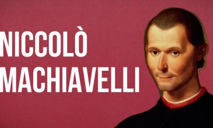 Niccolo Machiavelli – Filsuf Politik dari Italia