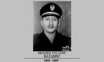 Katamso Darmokusumo – Pahlawan Revolusi