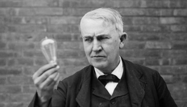 Thomas Alva Edison – Penemu Lampu