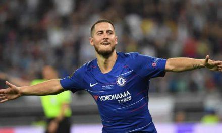Eden Hazard – Pesepakbola Berbakat Belgia