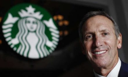 Howard Schultz – CEO Starbucks