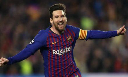 Lionel Messi – Pemain Sepak Bola Terbaik Dunia