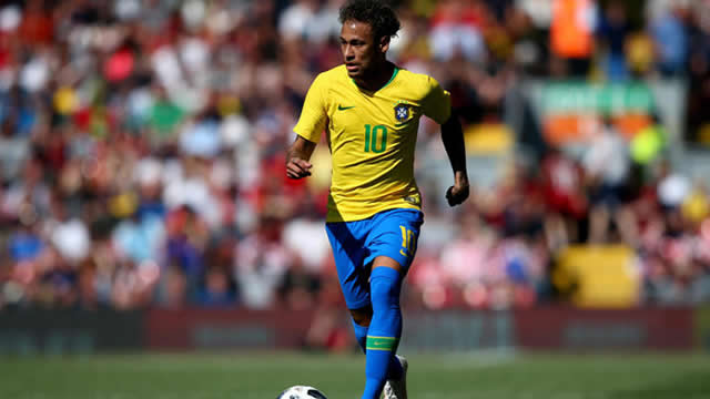 Neymar Jr. – Talenta Berbakat dari Brasil