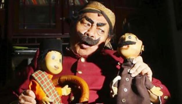 Pak Raden – Pencipta Karakter Seri Boneka Si Unyil